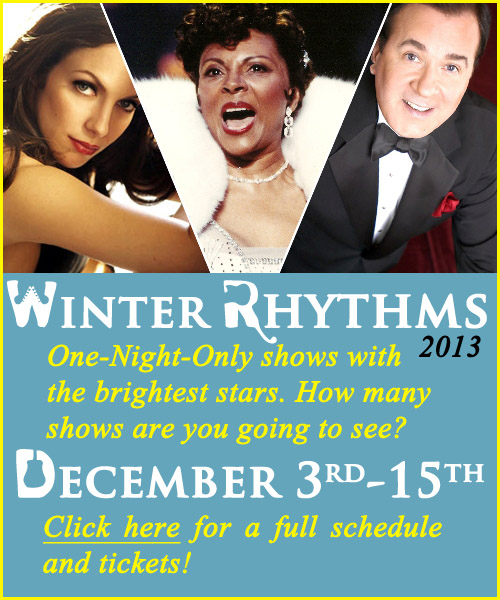 Noteworthy-Excerpts from New Musicals at Urban Stages' Winter Rhythms