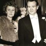 John Mills & wife. www.fanpix.net