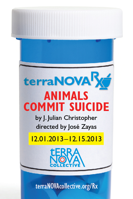 Animals Commit Suicide – New Work from terraNova Collective