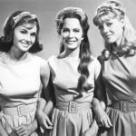 Lori Saunders, Lynda Kay Hennings, Meredith MacRae of Petticoat Junction. ℅ CBS TV