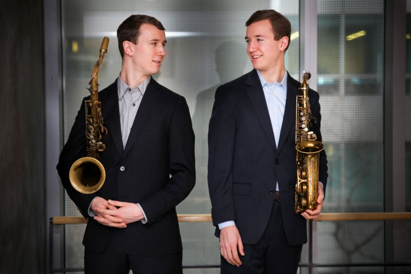 The Andersons Pay Homage to Jazz and the French