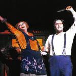 """Angela Lansbury & Len Cariou -""""Sweeney Todd"""""""