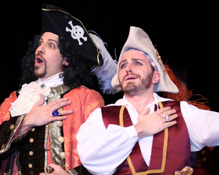 The Pirates of Penzance Sail Into New York