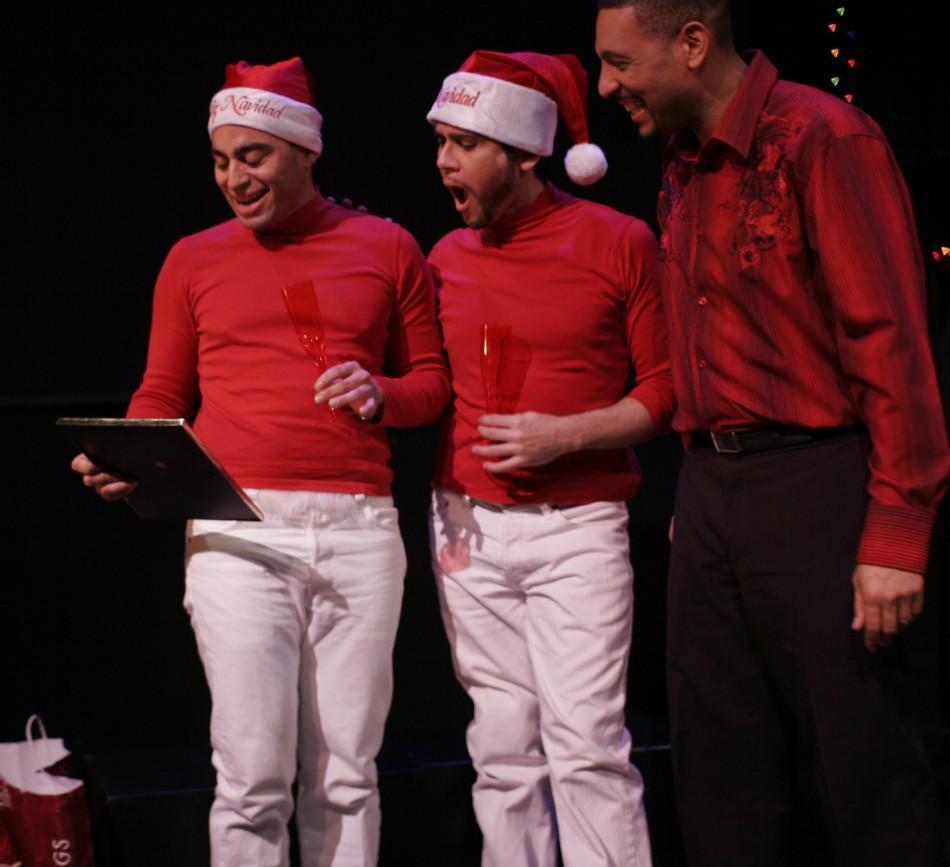 Los Nutcrackers: A Christmas Carajo (BADD!)