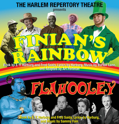 Finian's Rainbow/Flahooley – The Harlem Repertory Theatre