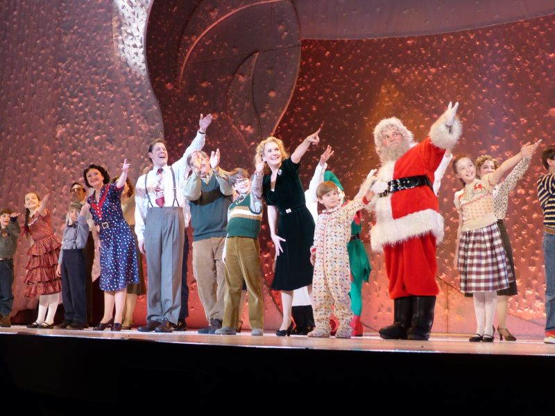 A Christmas Story the Musical – A Delightful Return to NYC (video)