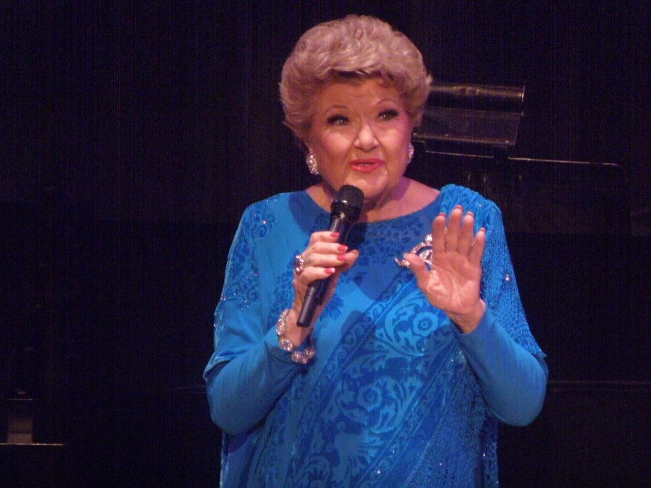 Who's Mischievous, Marvelous and Doesn't Get Old? MARILYN MAYE!