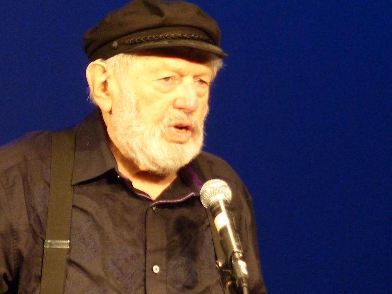 Theodore Bikel Honored in A One-Night only Concert
