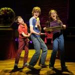 Noah Hinsdale, Griffin Birney, and Sydney Lucas