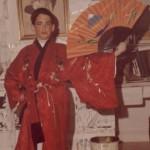 Michael as 'Mikado'