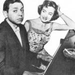 June & Oscar Levant