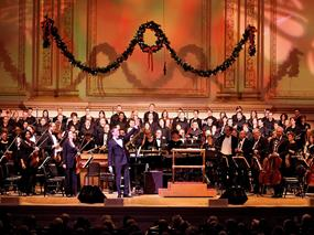 NY Pops & Brass Quintet Participate at Four Holiday Celebrations