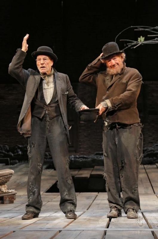 Waiting for Godot/No Man's Land – Repertory Pairings are Plentiful