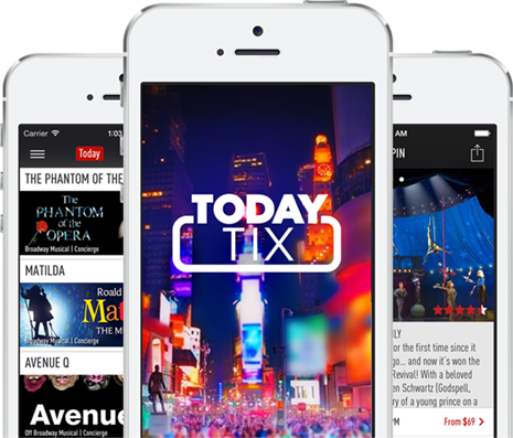 Theater Producers Create New Mobile App to Purchase Theater Tix