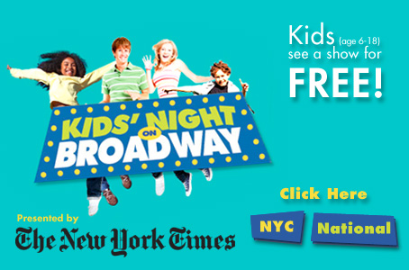 18th Kids Night on Broadway