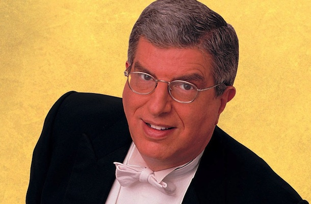 First Film Biography: Composer-Conductor Marvin Hamlisch – Exclusive Access to His Personal Archives