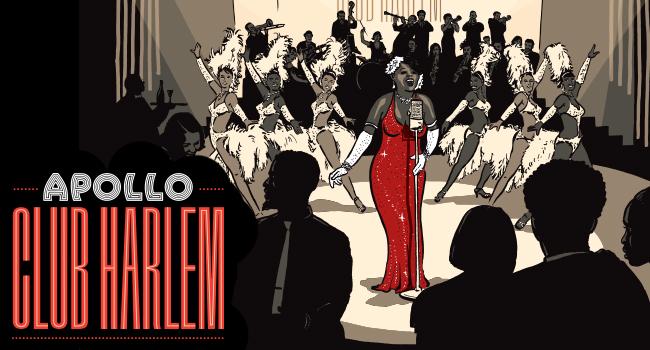 Apollo Club Harlem & Maurice Hines