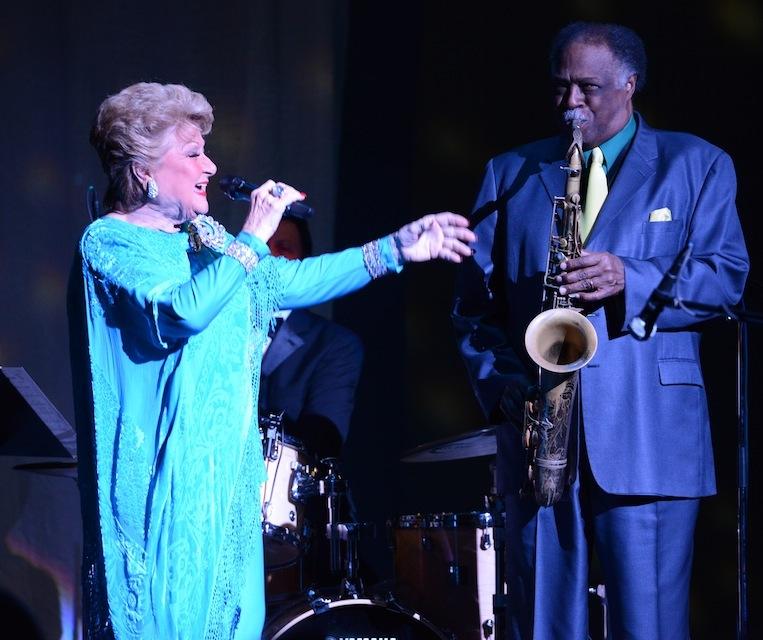"Broadway/Cabaret/Jazz Series ""Perfect Pairs"" – Marilyn Maye/Houston Person"