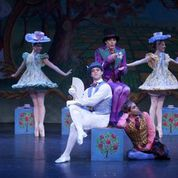 New York Theatre Ballet – The Alice-in-Wonderland Follies: A Ballet Vaudeville