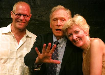 Hellman v. McCarthy with Dick Cavett at Abingdon