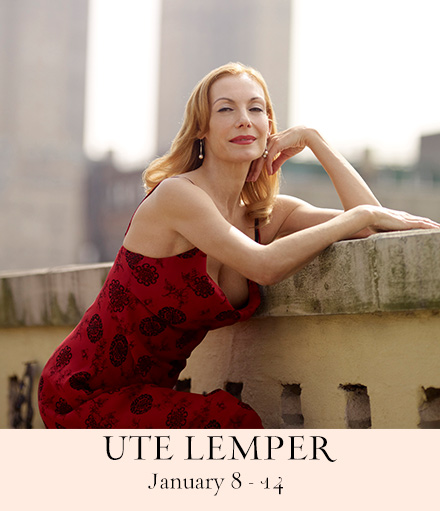 Ute Lemper's Louche World
