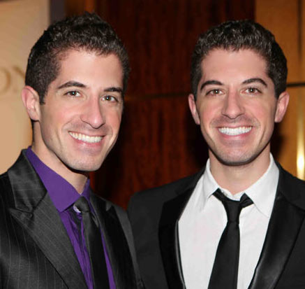 Will and Anthony Nunziata: Broadway, Our Way