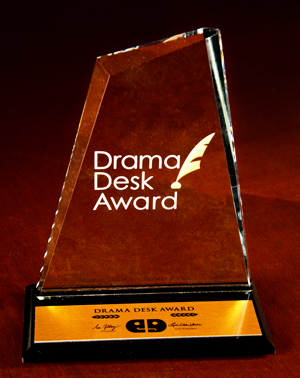 59th Annual Drama Desk Awards Will Be Held June 1st at Town Hall