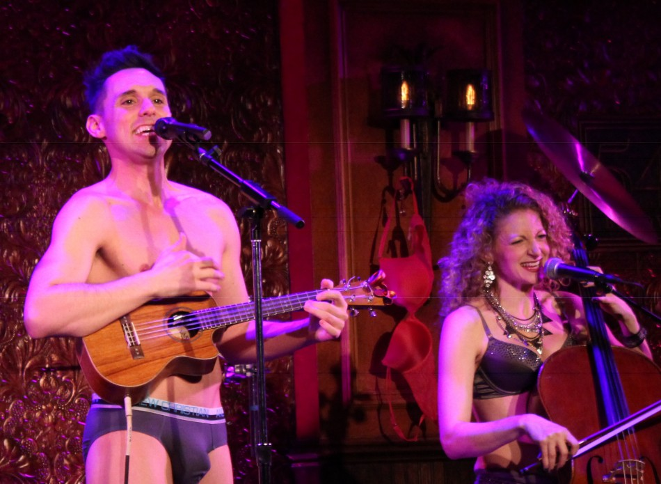 The Skivvies: More Than Unique
