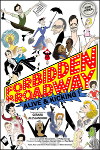 It's Funny Time – Forbidden Broadway Returns