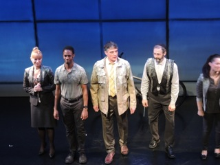 Bikeman: A 9/11 Play with Robert Cuccioli – Opening Night Photos/Video