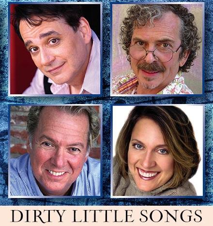 Dirty Little Songs – 54 Below