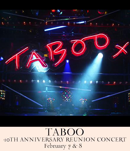 Taboo:  Ten Years Later