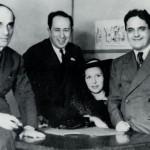 Larry Hart, Dorothy Hart, Teddy Hart c/o Lorenz Hart II