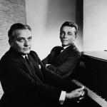 Alan Jay Lerner & Frederick Loewe c/o www.love4musicals
