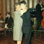 16 Yr. Old Michael Colby dancing with Grandma Mary Bodne