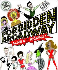 Forbidden Broadway is Back!