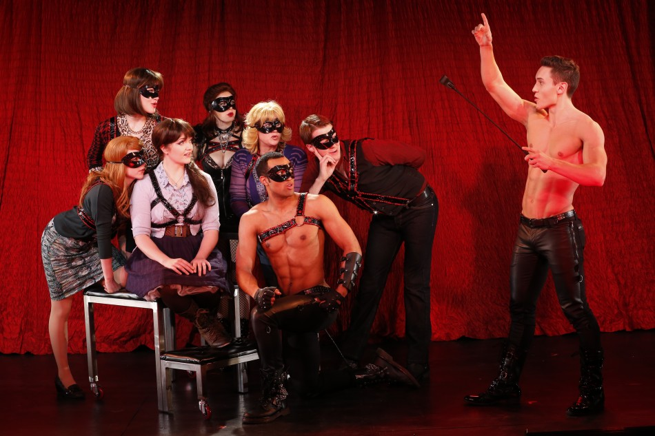 50 Shades! The Musical – Graphic Tacky Spoof