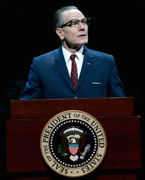 All the Way – Bryan Cranston Grasps LBJ