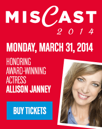 MCC Gala Adds Billy Porter, Jeremy Jordan, Megan Hilty, Raul Esparza