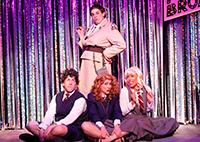 They're Back! Forbidden Broadway Comes Out Swinging!