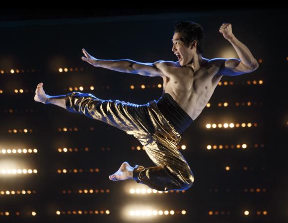Kung Fu – dance/martial arts Bruce Lee bio-drama
