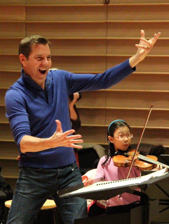 NY Pops Celebrate Kids on Stage Finalists with Julia Murney, Rob McClure