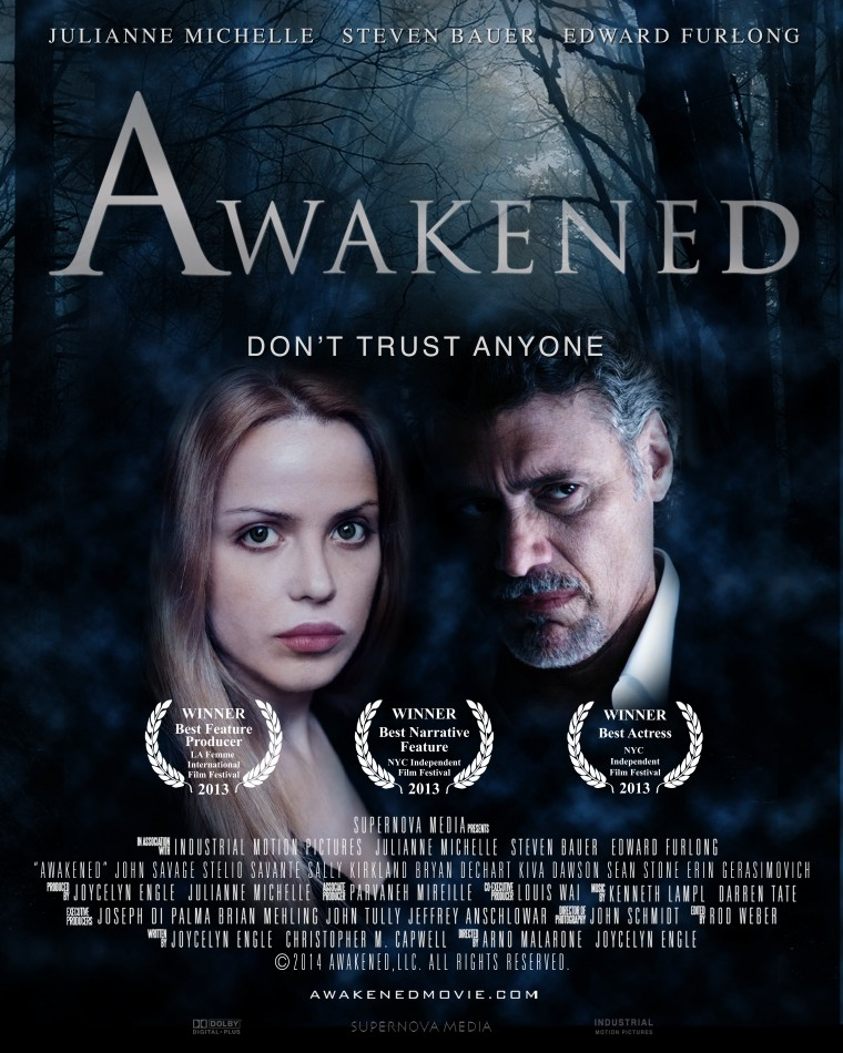 """Awakened"" Opens Friday in Theaters – Empowers Women"
