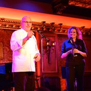 Spring is in the Food at 54 Below with Chef Andre