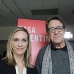 Lisa Emery & Larry Pine