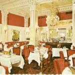 Rose Room (1960s) c/o Algonquin Hotel Courtesy of hotel staff