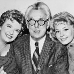 Peggy Cass, James Thurber, Joan Anderson (A Thurber Carnival) c/o en.wikipedia.org
