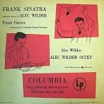 Sinatra/Wilder album cover