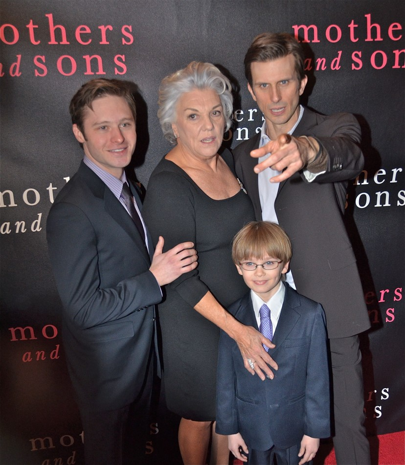 "Opening Night ""Mothers and Sons"" – Meet the Celebs"