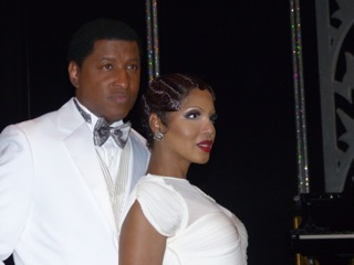 "Toni Braxton & Kenny 'Babyface' Edmonds debut in ""After Midnight"" – Curtain Calls"